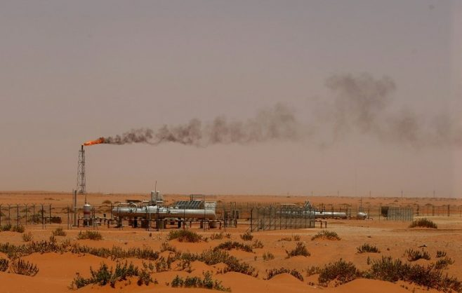 Saudi Arabia halts oil pumping at main pipeline after drone attack