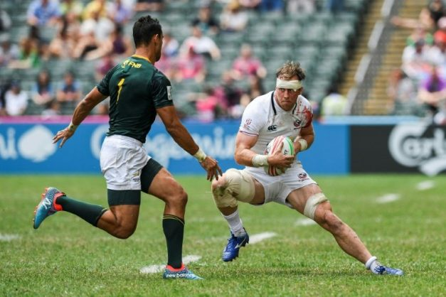 Canada fails to spark at Hong Kong Sevens