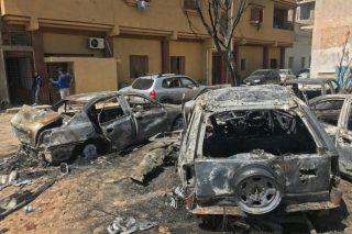 Three killed in Libya capital as UN debates ceasefire demand