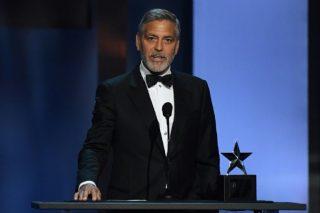 Clooney says Bashir toppling not enough for Sudan