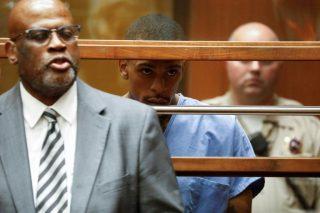 Suspect in Nipsey Hussle shooting denies murder
