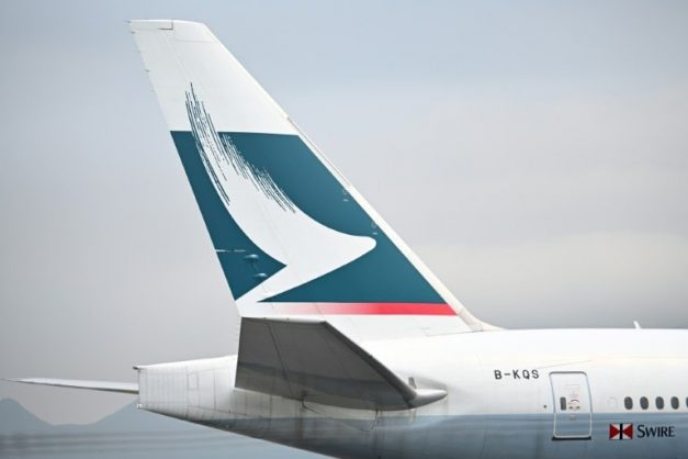 Cathay Pacific caught in crossfire of Hong Kong's crisis