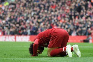 African players in Europe: Salah, Mane, Pepe star