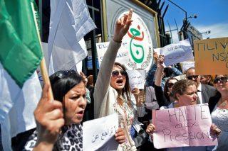 Algeria protests loosen stranglehold on media