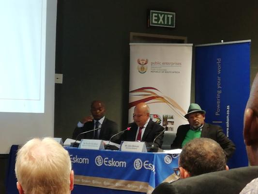 Eskom promises to keep load shedding at stage 1 – The Citizen