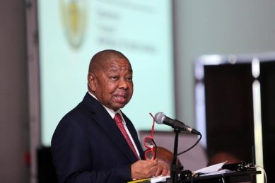 Nzimande urges students to become Covid-19 representatives