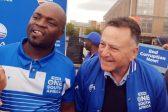 DA march in Gauteng to deliver 'brown bribe envelopes'