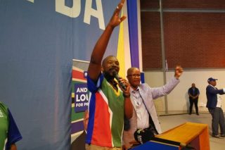 The opposition march into the hard luck towns of the Northern Cape