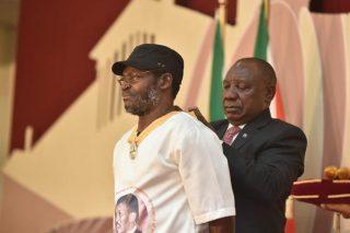 Ramaphosa bestows 2019 National Orders Awards