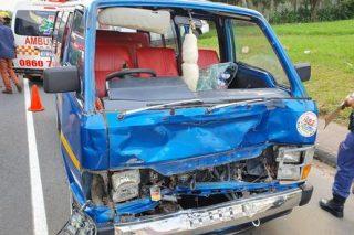 21 injured in Pinetown crash in Durban
