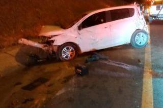 Johannesburg driver dies in M1 crash near Corlett Drive