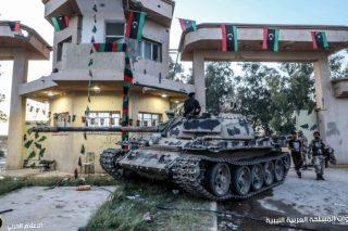 Half a million children under threat as Libyan government forces battle renegades