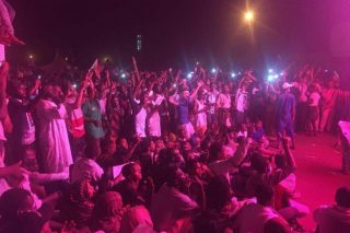 US hopes Sudan forces keep holding fire on protesters