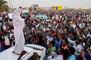 Omar al-Bashir under house arrest following military coup in Sudan