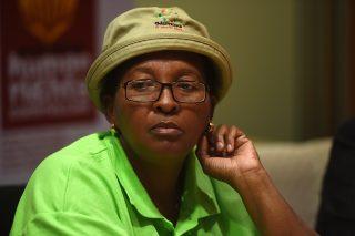 My 'combi-court' rant wasn't racist, Mazibuko tells SAHRC