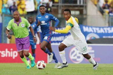 Sundowns bag an away goal in Pretoria derby