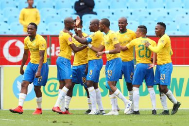 Pitso confirms player clear-out at Sundowns