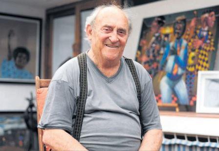 Rivonia triallist Denis Goldberg dies at 87