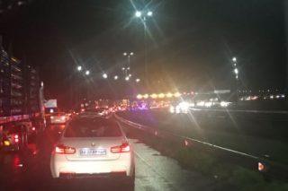 Tugela Toll Plaza open again as crashes, rain cause N3 congestion