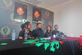 BLF claims their Twitter account was hacked