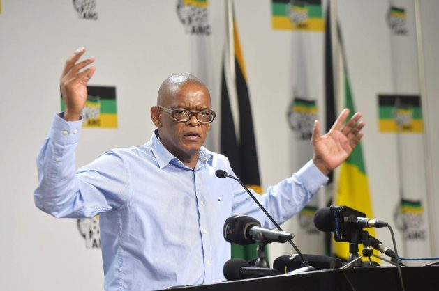 ANC secretary general Ace Magashule. FILE PHOTO: Itumeleng English / African News Agency (ANA)