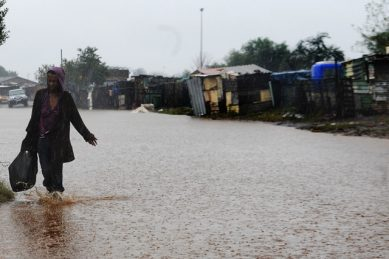 PICS: Heavy rains flood Mpilisweni informal settlement in Gauteng