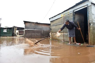 Victims of natural disasters to be placed in temporary housing – City of Johannesburg