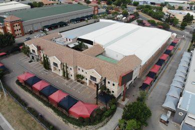 Gupta building goes back on auction