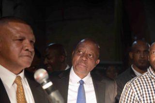 Mashaba abandons attempt to address Alexandra residents
