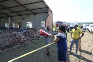 Province will assist with funerals following deadly KZN church wall collapse