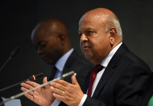 Minister of Public Enterprises Pravin Gordhan. Picture: Nigel Sibanda