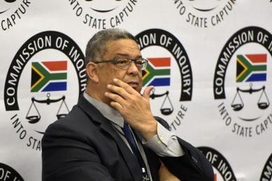 Zondo adjourns McBride's cross-examination by Nhleko's counsel