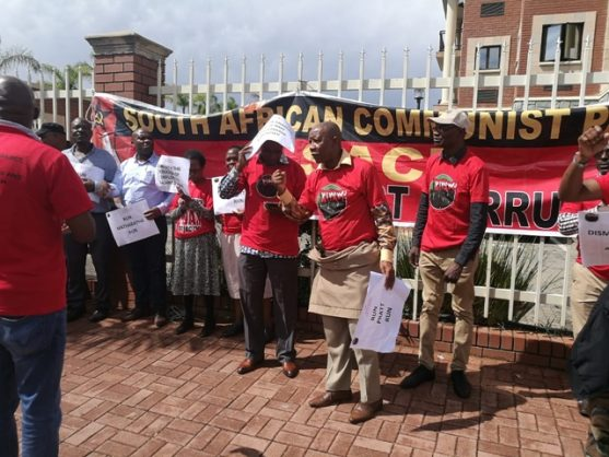 Nehawu ends strike at Vaal University of Technology