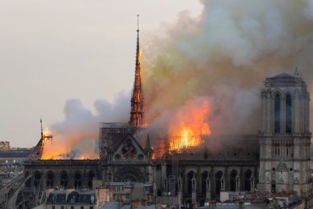 Notre-Dame fire in Paris: what we know so far