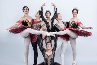 WIN TICKETS TO THE HILARIOUS MEN IN TUTUS!
