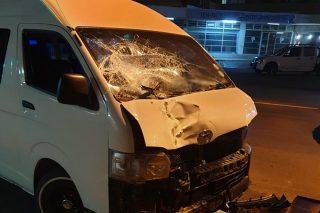 Pretoria pedestrian fatally run over, dragged by minibus taxi