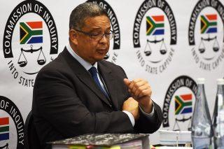 SAPS runs on a patronage system – McBride tells Zondo commission