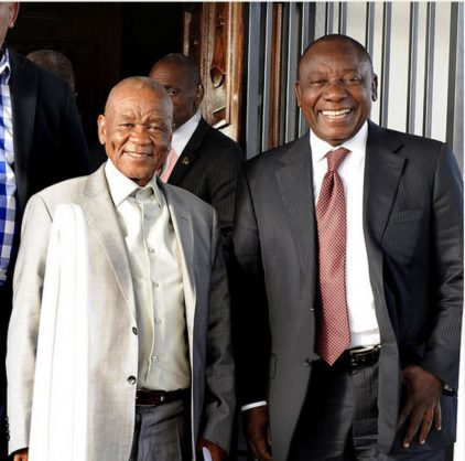 Lesotho prime minister Thabane suspended from own party amid bitter political row