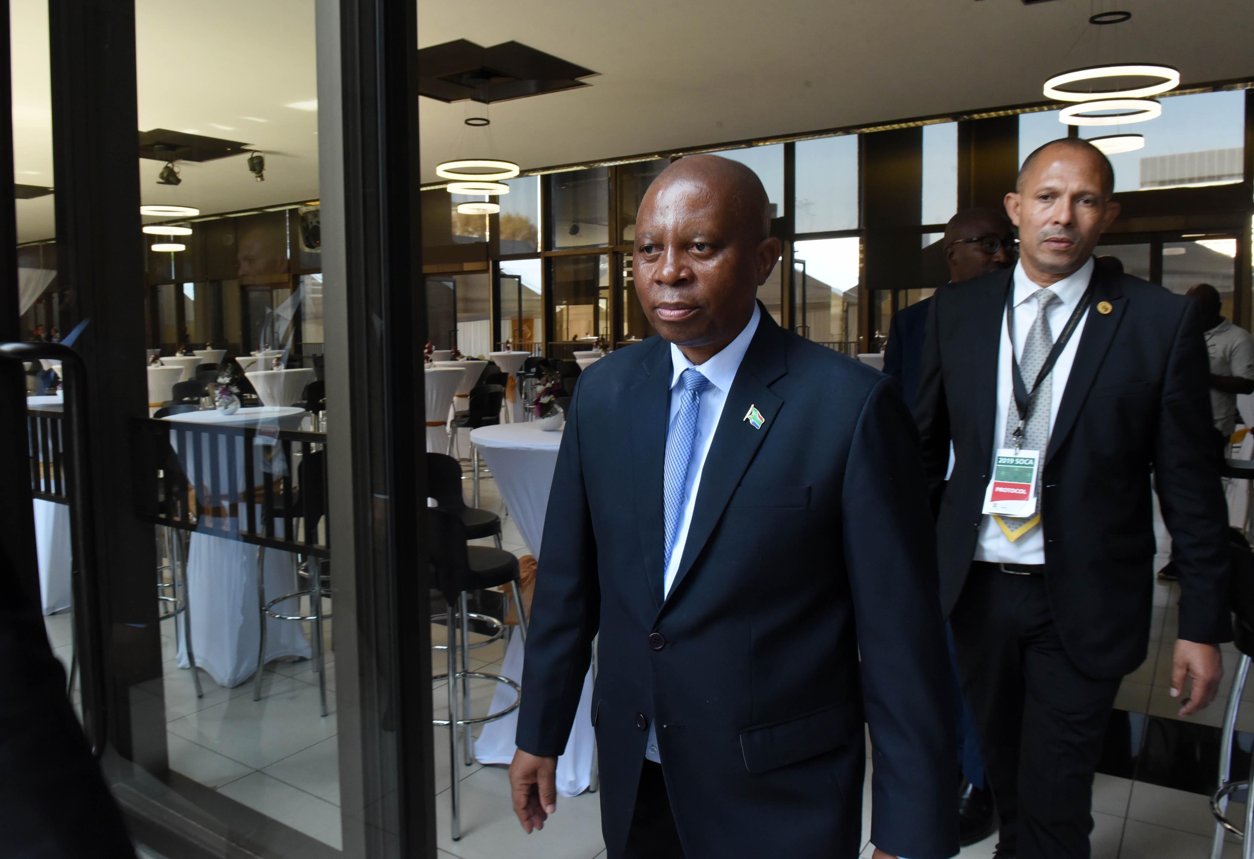 ANC withdraws motion of no confidence against Mashaba