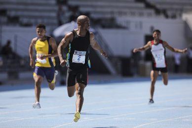 Shaky start to Grand Prix athletics series