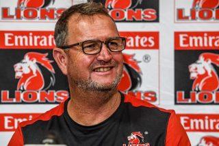 No need to panic over De Bruin departure, says Lions boss