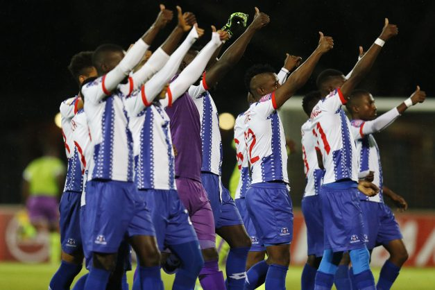 Maritzburg come from behind to beat Bloem Celtic