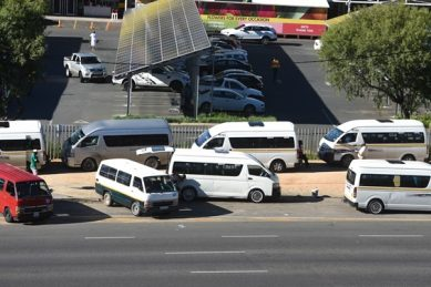 Taxi violence in Gauteng is far from over, says Mamabolo