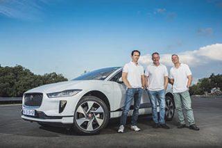 Jaguar I-Pace set to electrify at Simola