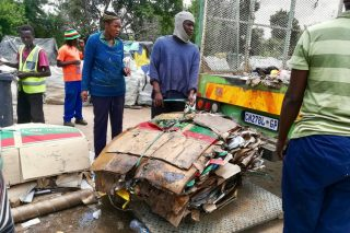 Waste pickers sceptical after guidelines released ahead of elections