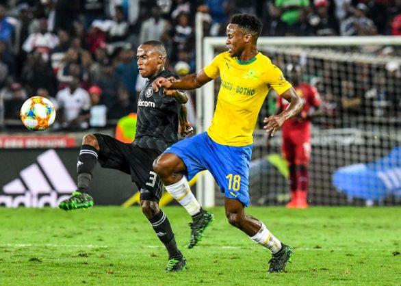 Starting XI: Mamelodi Sundowns vs Orlando Pirates