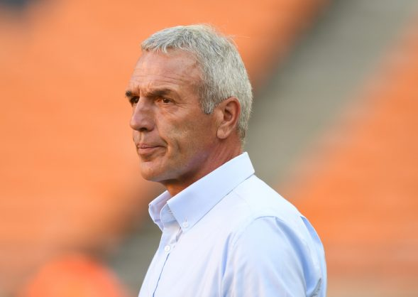 Middendorp unimpressed by Chiefs' key players