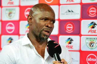 Komphela urges Bafana to show their identity at Afcon