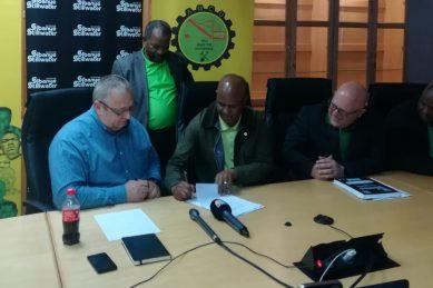 Sibanye strike ends after Amcu accepts old offer, 5 months later