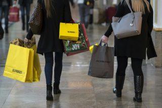 UK retail sales surge despite Brexit uncertainty